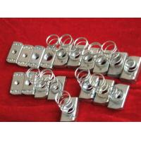 China 316 / 201 Stainless Steel Spring Nut Hardware M6 wholesale