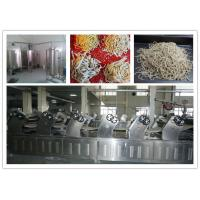 China CE ISO Certificated Fresh Noodle Production Line making 2-20t per 8hour noodle wholesale