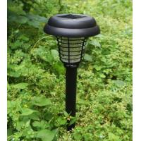 China China Solar Energy /Solar Mosquito Killer Lamp with 2PCS LEDs (12000-15000Lux) wholesale