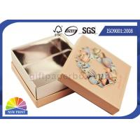 China Printed Soap Gift Box with Lift Off Lid / ODM paper presentation boxes wholesale