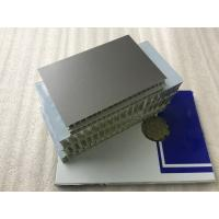 China Lightweight Aluminum Honeycomb Core Panels High Strength For Rail Construction wholesale
