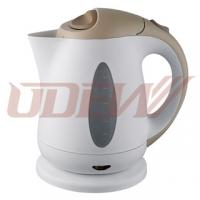 Quality Cordless Plastic Electric Kettle for sale