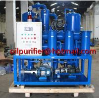 China Transformer oil purifier,portable transformer oil filtering machines, double stage vacuum transformer oil dehydration wholesale