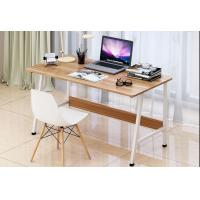 China Simple Type Single Bedroom Desktop Computer Desk Economy Customized Color wholesale