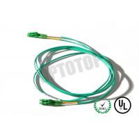 China 2.0mm G657A Lc Fiber Patch Cord Single Mode With Corning Cable , 85447000 HS Code wholesale
