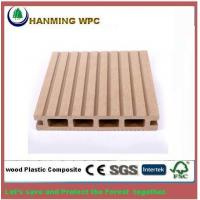 China New High Quality Wood Plastic Composite WPC Outdoor Decking/Eco-friendly Pretty High Density Outdoor WPC Flooring Wood P wholesale