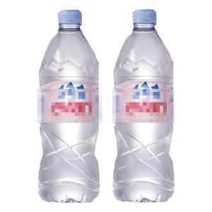 Automatic PET Glass Bottle Bottling Pure Mineral Water Filling Machine 1 Liter 3000 Bottles / Hour