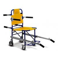 China Portable Aluminum Alloy Stair Climbing Stretcher Patient Transport 4 Wheels wholesale