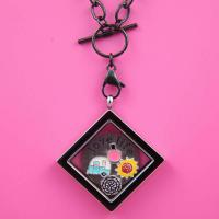 Buy cheap 2014 Latest Floating Lockets Custume Jewelry Making Living Locket from wholesalers