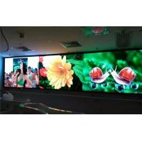 China Small Pitch P2.5 LED Commercial Advertising Display Screen For Port / Airport on sale