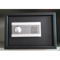 China Quick Access Small Gun Safe Digital Code Desk Drawer Mounted Powder Coated wholesale