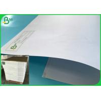 China 70 * 100CM Non - Curling White Uncoated Bond Printing Paper In Ream Packaging wholesale