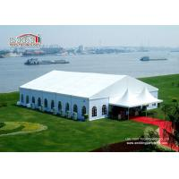 China 20x50m Portable Outdoor Party Tent Second Hand Marquee Tent Structure for sale wholesale
