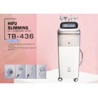 China High Intensity Focused Ultrasound Body Slimming Weight Loss Machine 4 Handles wholesale