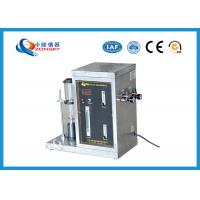 China Digital Display Oxygen Index Apparatus Identify Polymers Flame Retardancy wholesale