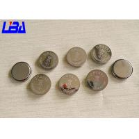 China LiMnO2 Button Cell Lithium Metal Battery , Cr2032 Lithium Ion Battery Rechargeable wholesale