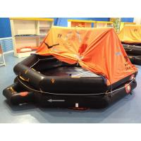China Throw Over Board Inflatable Liferaft wholesale