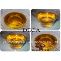 China Legal Nandrolone Decanoate Steroid Npp 200 Mg / Ml For Muscle Gain CAS 62-90-8 wholesale