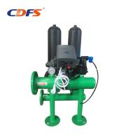 China Drip Chamber Backwash Water Filter , Municipal Water Reuse Plastic Disc Filter wholesale