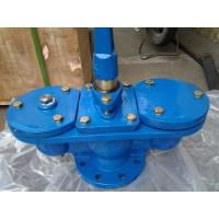 "China Water Air Bleed Valve With Double Ball 3"" And Flat Face Flange AS Per ASME B16.5 wholesale"
