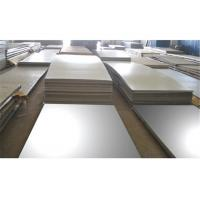 China AISI , DIN 316Ti Polished Stainless Steel Sheets , 316Ti Plate For Safe Doors wholesale