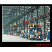 China Gantry Type Vertical Automatic Welding Machine for H Beam Line High Efficiency wholesale