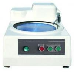 China Metpol 210 Grinder / Polisher Metallographic Polishing MachineGrinder Polisher Machine sample preparation Diameter disk wholesale