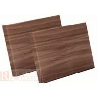 Quality Memo Aluminium Wood Like Panel For Interior Cladding /Ceiling for sale