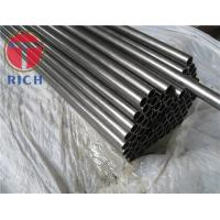 Buy cheap Astm A213 Sa213 Seamless Carbon Steel Boiler Tubes With Hot / Cold Finish from wholesalers