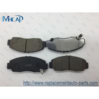 China Auto Brake Pad Set Front Axle 45022-SDD-A00 Honda Accord Civic FR-V Odyssey Stream Acurate wholesale