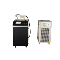 China Industrial Metal 500w Laser Cleaning Machine For Rust Removal wholesale