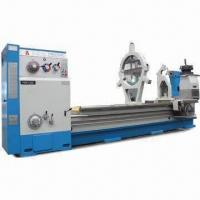 China Metal Lathe with 6,000mm Distance Between Centers, Suitable for Machining Light-duty Work Pieces wholesale