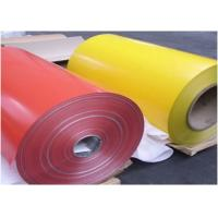 China Cold Rolled Coated Aluminium Coil For Roofing Sheet / Building Construction Materials wholesale
