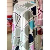 China Cable Knitting Blanket wholesale