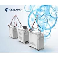 China popular 6ns no hurt tatoo removal nd yag laser machine wholesale