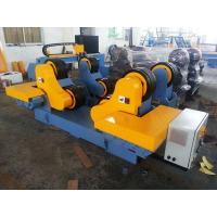 Buy cheap Double Motor 60T Steel Pipe Welding Rollers with Electric Control System CE from wholesalers