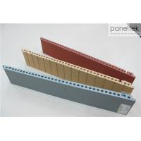 China 18MM Thickness Building Facade Panels Fire Resistance With 300 - 1500mm Length wholesale
