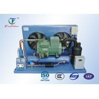 Buy cheap Reciprocating  Air Cooled Condensing Unit For Commercial Walk-in Freezer from wholesalers
