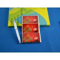 China Square epoxy resin stickers-Name cardcase wholesale