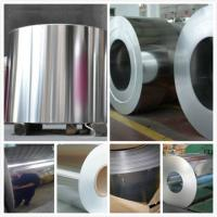 China 2B/BA Finish 201/202/304/321/316 Stainless Steel Roll Sheet / Strap / Circle on sale
