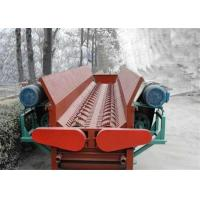 China Model 160 Wood Recycling Machine with Double Tooth Roller Log Peeling wholesale