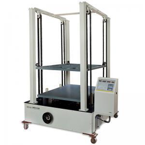 China XYD-15K Corrugated Box Compression Tester , Digital Compression Testing Machine wholesale