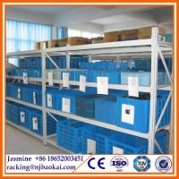 Wholesale Adjustable Warehouse racks storage/medium duty shelves for 4S shops from china suppliers