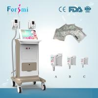 China Cool tech fat freezing slimming machine maquinas reductoras de abdomen wholesale