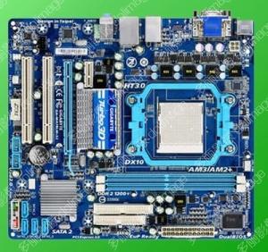 China Gigabyte GA-78LMT-S2P Doli minilab Linux Motherboard used wholesale