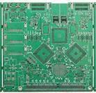 ROHS / UL Blind buried vias pcb  6 layer , FR-4 / AL PCB