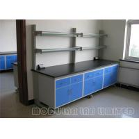 China Durable Plastic Laminate PP Laboratory Work Benches Resistance To Corrosion wholesale