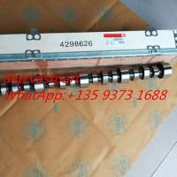China Hot Sell Cummins QSX15 Engine Camshaft 4298626 4059331 4059170 3680779 3104279 wholesale