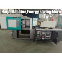 China Double Toggle Clamp Injection Molding Machine , 565KN Injection Molding Plastic Machine on sale
