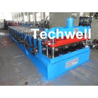 China CE Approved Floor Deck Roll Forming Machine for Making 0.8 --1.0 mm Thickness Steel Structure wholesale
